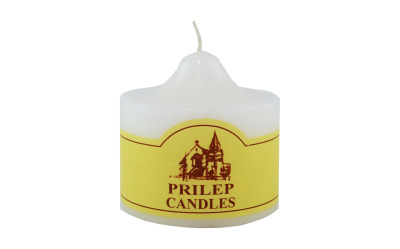 3x3 Piller Candle