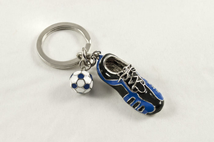 Soccerboot Keyring