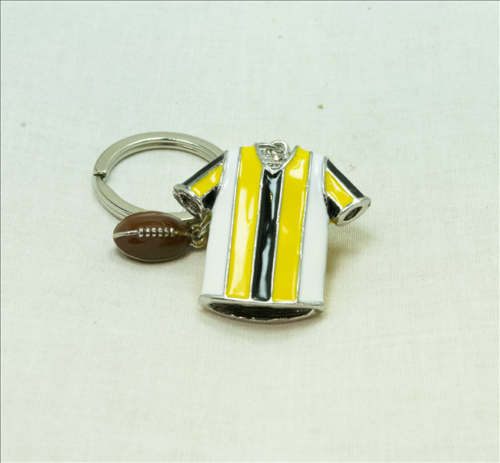 football-keyring