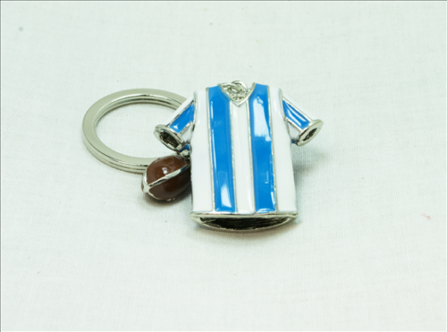 football-shirt-keyring