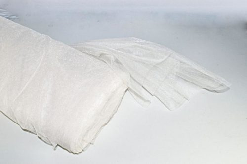 soft tulle ivory
