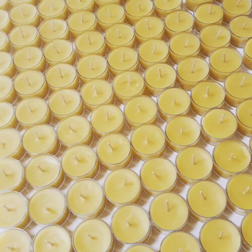 Prilep Candles Beeswax Tealights