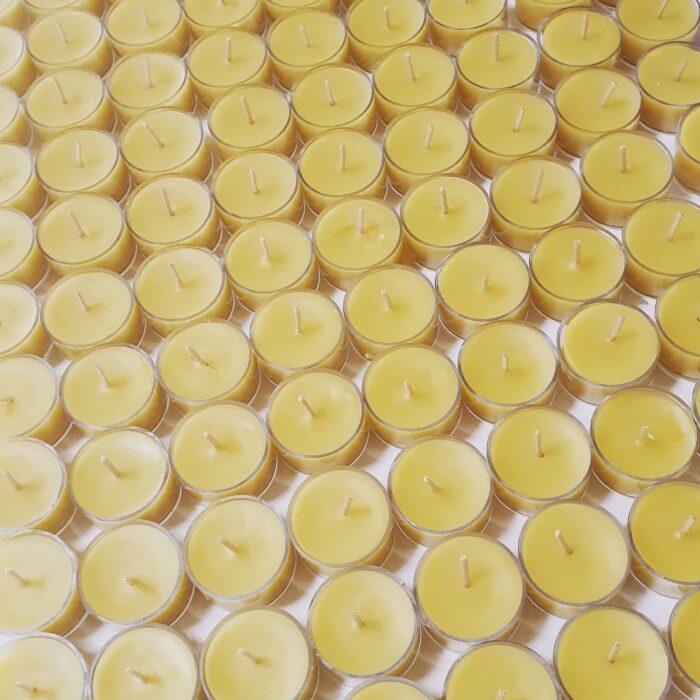 Prilep Candles Beeswax Tealights